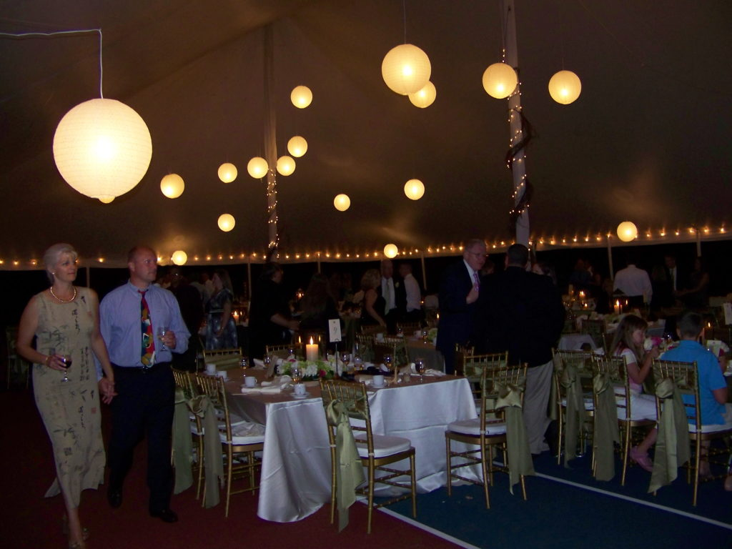 Upstate party rental tent rental auburn ny