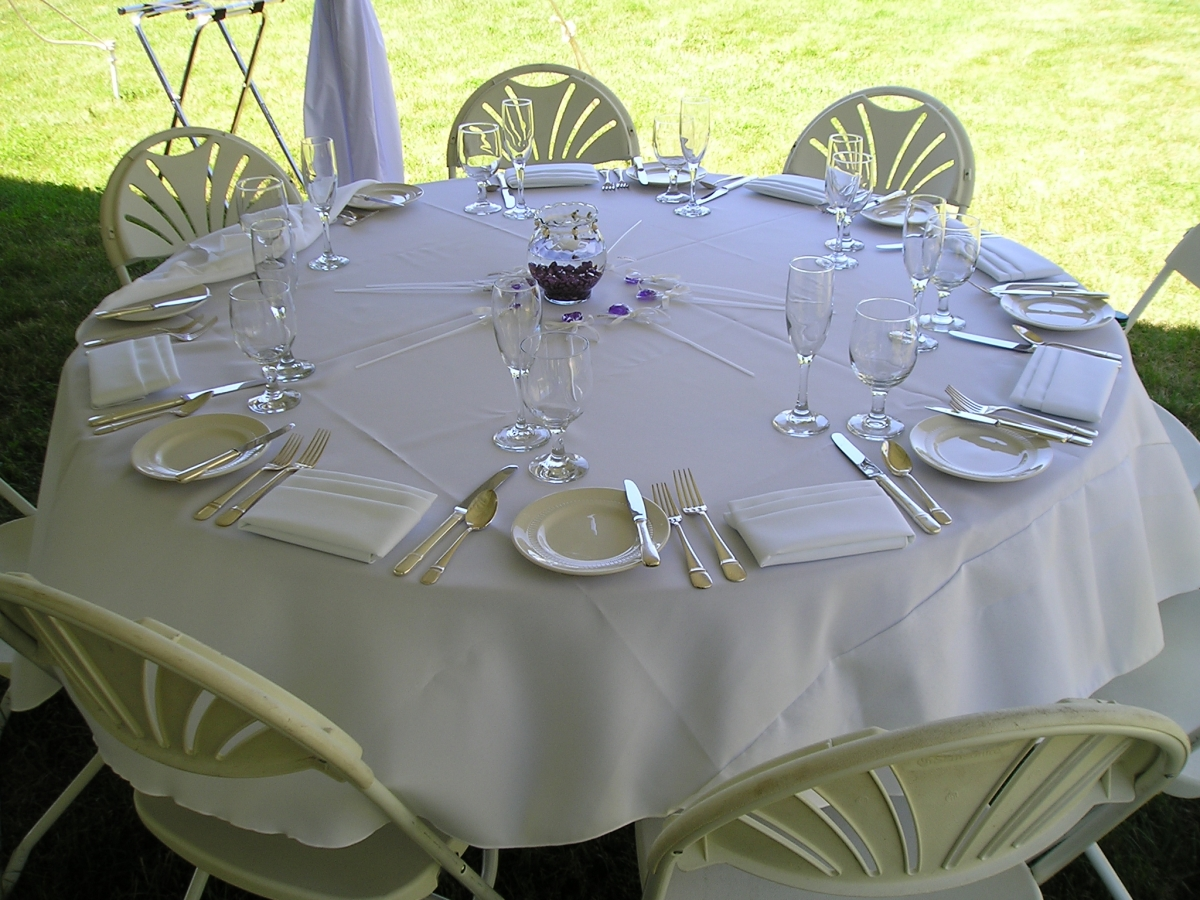 China Amp Table Settings Upstate Party Rental