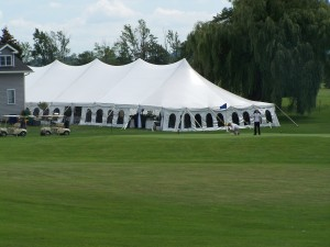Canopy Tent- 40'x120'
