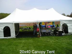Canopy Tent-20'x40'