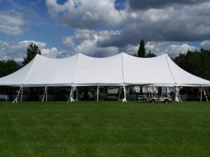 Canopy Tent- 40'x100'