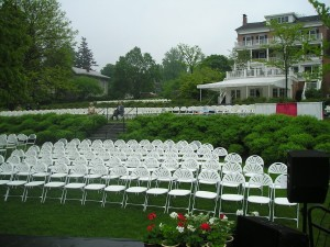 Wells Commencement Ceremony