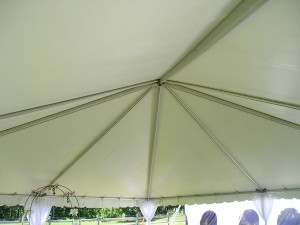Frame Tent- 30'x30'
